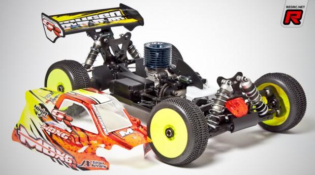 Mugen Seiki MBX6R buggy