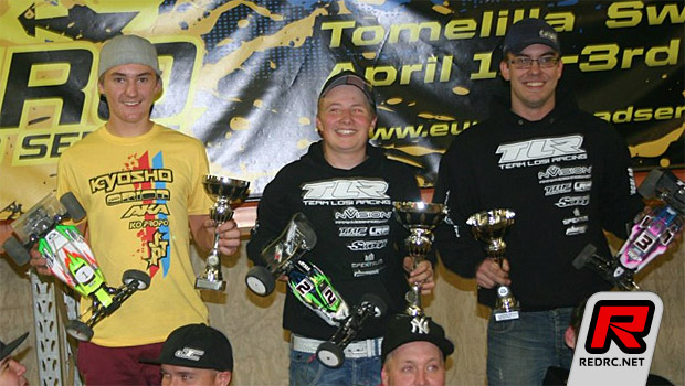 Levin & Ausfelt crowned Swedish Champions
