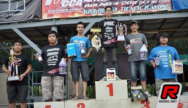 Charlee P wins RCCA Thai Nats Rd4
