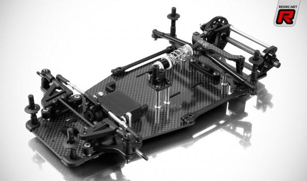 Xray X12 1/12th pan car