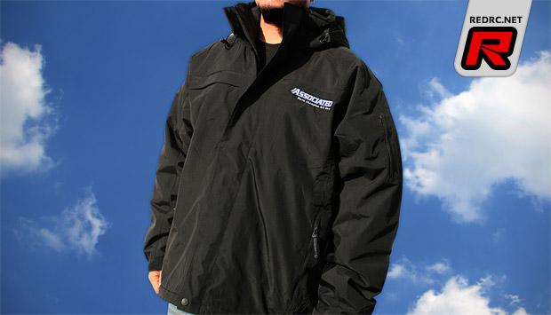Winter jacket from Team Associated