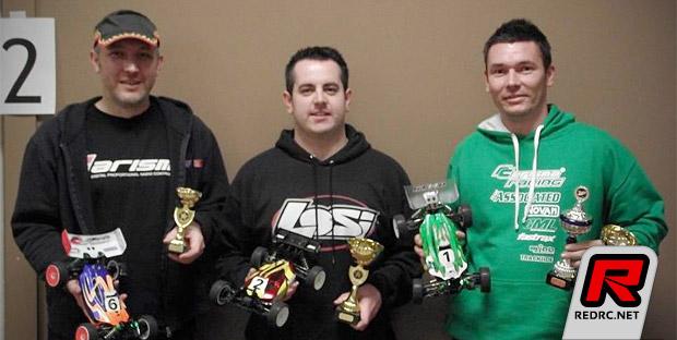 Stiles & Losi win BRCA Micro Nationals Rd2