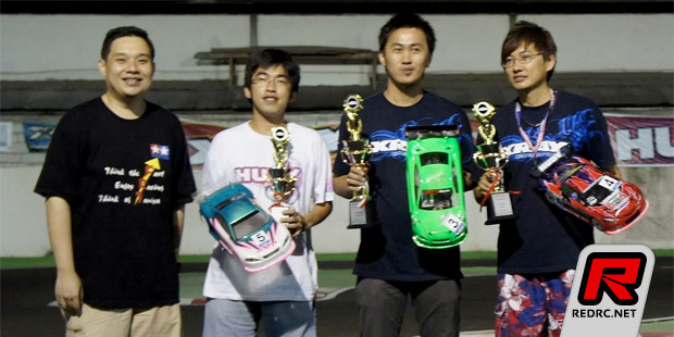 Heri wins Indonesian Year end race