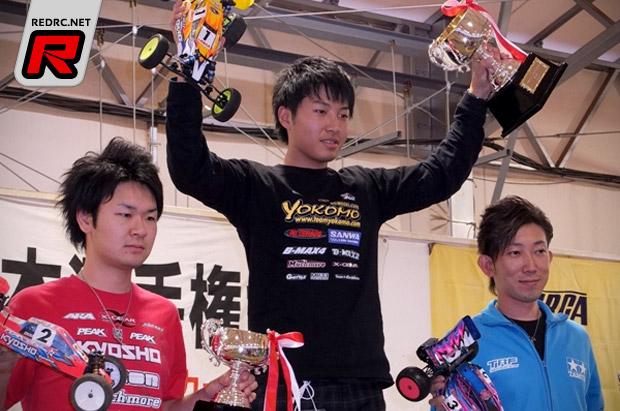 Matsukura continues buggy dominance in Japan