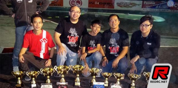 Su & Yip win PMTC race in China
