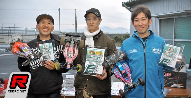 Kawashima wins Tresrey 2wd Challenge Rd7