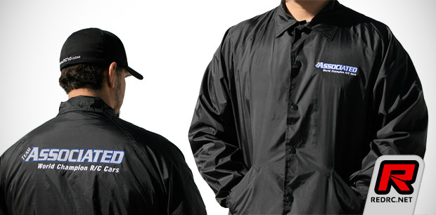 Team Associated windbreaker