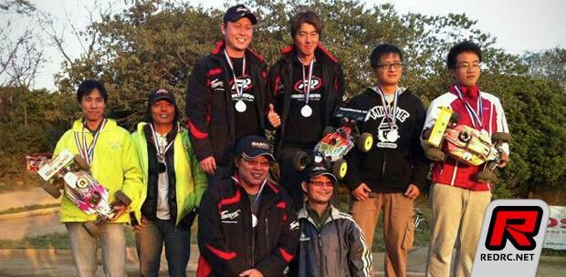 Tommy & Eason win Chinese 3 hour endurance