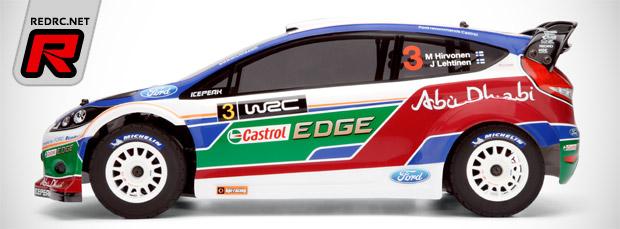 HPI Rally WR8 3.0 Ford Fiesta WRC car