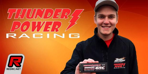Jörn Neumann joins Thunder Power RC