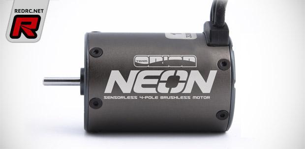 Team Orion Vortex Neon BL systems