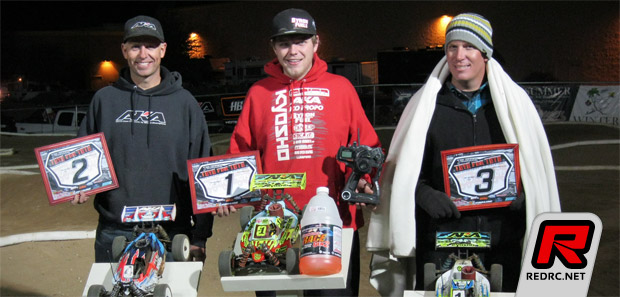 King & Pavidis win at 2011 Toys for Tots
