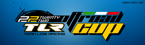 TLR22 Cup Italia - Announcement