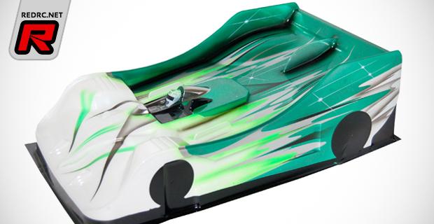 AS Hobby Racing Zytech Ginetta body