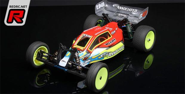 Associated RC10B4.1 Worlds Car kit