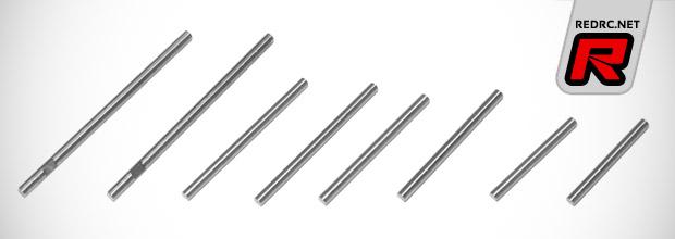 Capricorn Lab C02 suspension pins