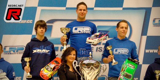 Volker & Leinburger take 2012 DHI Cup titles