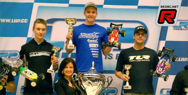 Neumann dominates offroad at DHI Cup