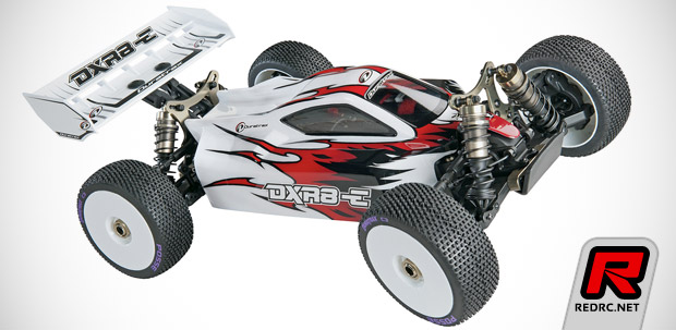 Duratrax DXR8-E 1/8th Race roller