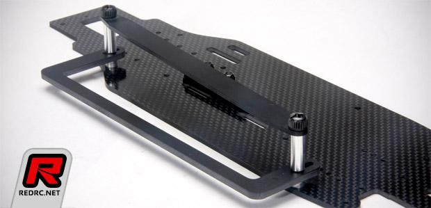Edam Espirit battery holder set