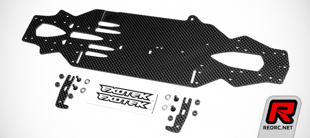 Exotek TCX-XS chassis & top plate