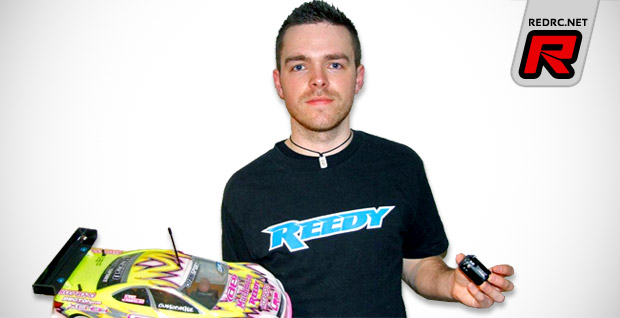 Olly Jefferies to run Reedy Sonic for 2012