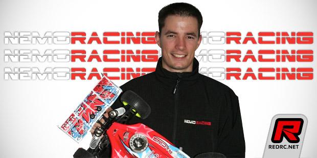 Renaud Monin joins Nemo Racing
