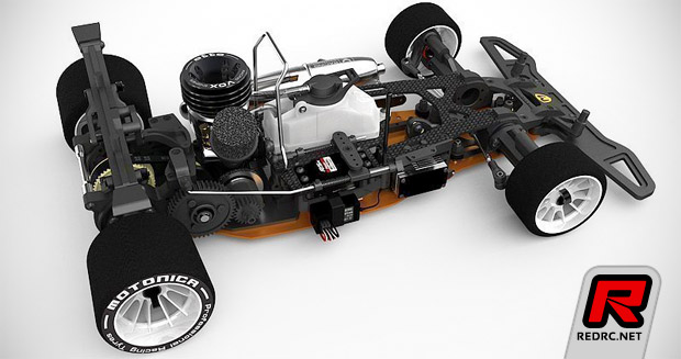 Motonica P8C 2 Extreme Classic chassis