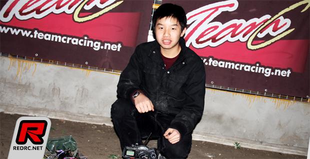 JJ Wang wins RCI offroad grand opening race