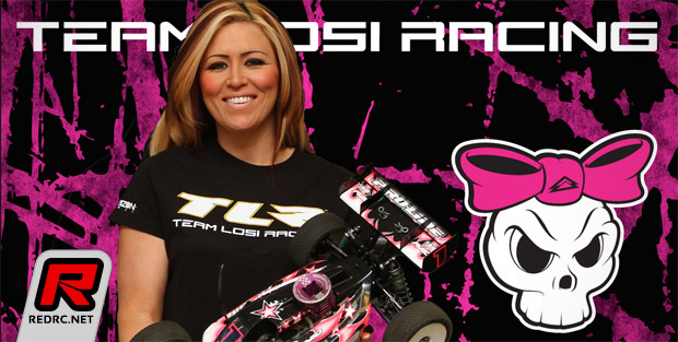 Ronda Drake joins Team Losi Racing