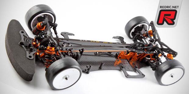 Vbc Racing T3 Chassis Kits Red Rc Rc Car News