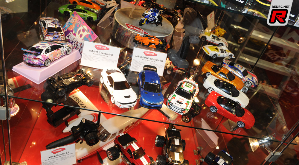 Toy Fair 2012 Kyosho Red Rc Rc Car News