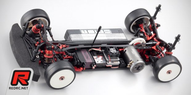 Kyosho TF6 SP kit �� Red RC ��� RC Car News