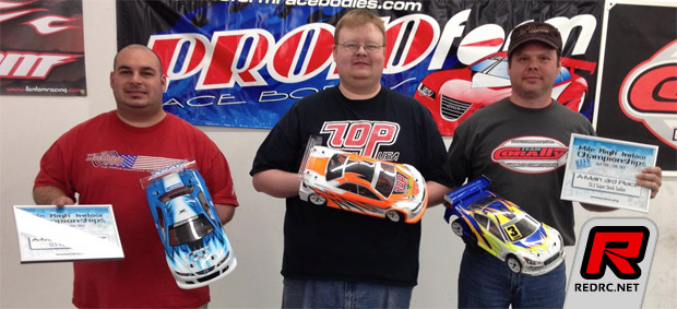Mile High Indoor Champs report - Red RC