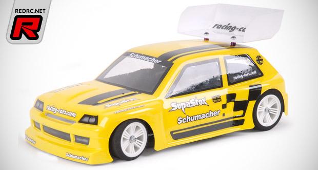 SchuSupaStox 9 Schumacher SupaStox GT12 Circuit Racer