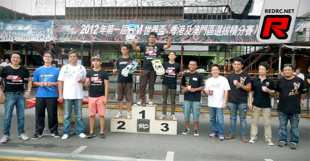 KMSelectionFinal Meen V wins final KM HK selection race