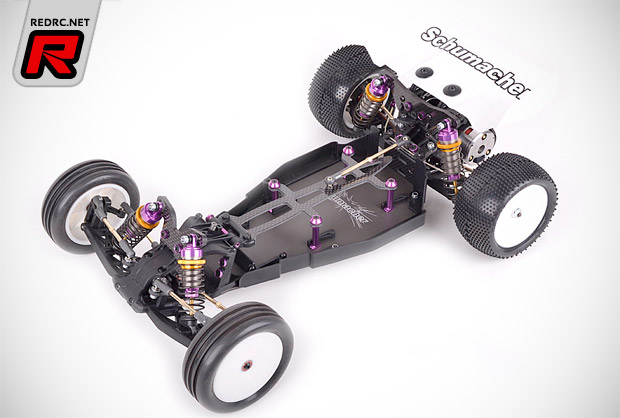 Red Rc Rc Car News Schumacher Cougar Svr 2wd Buggy