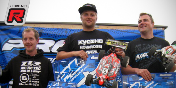 ProLineChallenge2012E Buggy Pro Line 2012 Challenge – Report