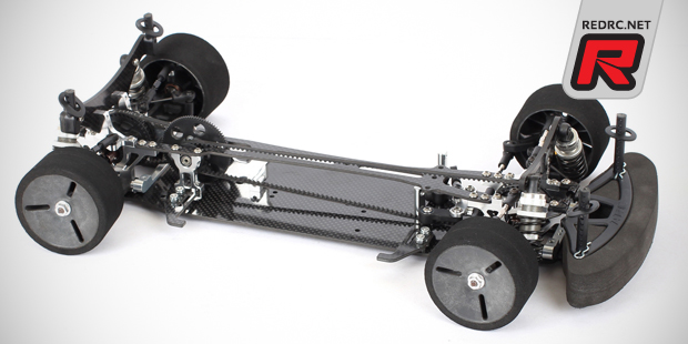 Red Rc Rc Car News Arc R10 W 200mm Chassis Kit