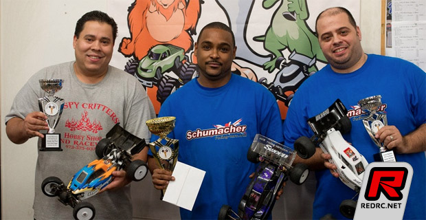 Critters Raceway Fall-Brawl trophy race report