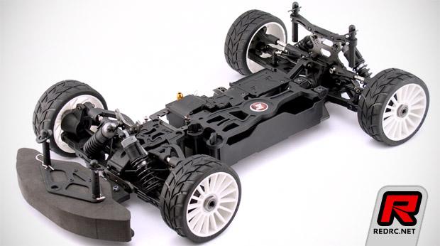 Hobbytech STR8 GT race roller