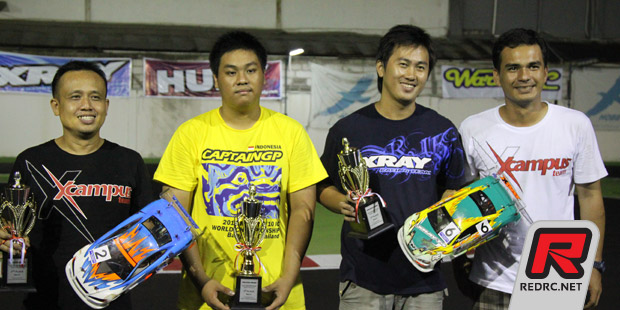 Indonesian Open Year End race 2012 – Report