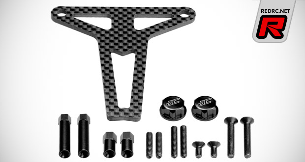 JConcepts TLR22 Monroe battery brace set