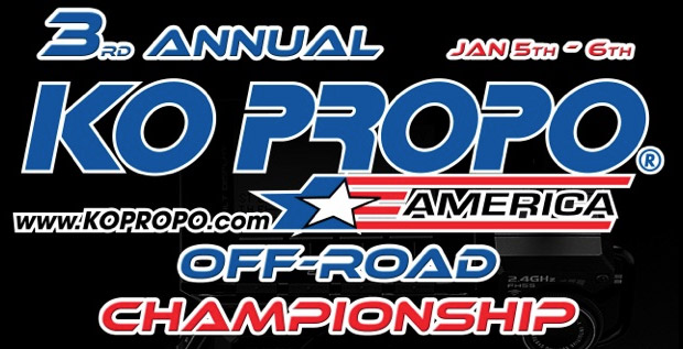 KO Propo Off Road Champs - Announcement