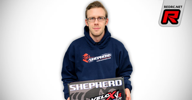 Marcus Lindner joins Team Shepherd