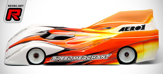 SpeedMerchant OR-18 1/18th scale body