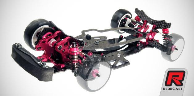 T.O.P. Sabre FD2 kit