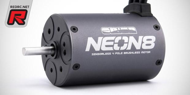 Team Orion Neon 8 brushless system