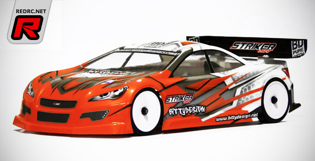 Bittydesign Striker-SR 2.0 body