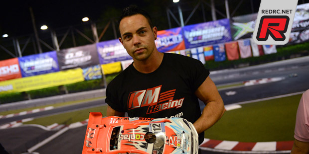 Dario Balestri continues with KM Racing